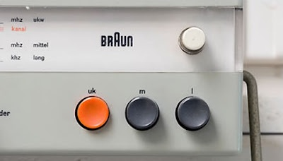 Environment Asset - minimalist use of colour Braun