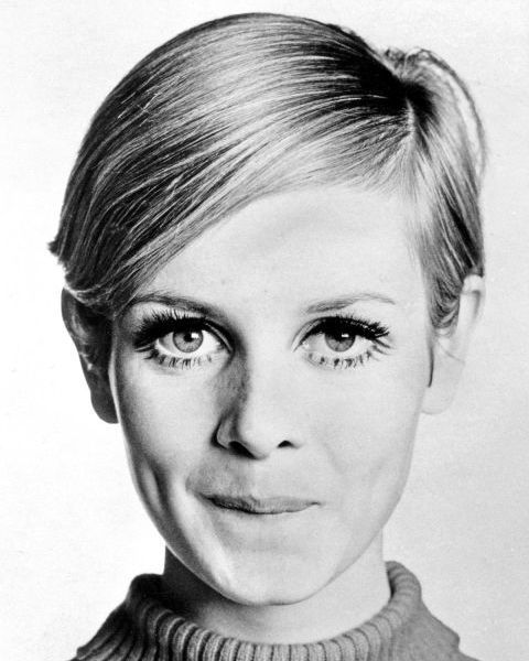 Totally timeless, Twiggy's sleek pixie crop was the look of a generation.