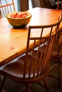 Pioneer Handcraft Birdcage Arm & Side Chairs - A woodworking masterpiece that is tough enough to last and last.