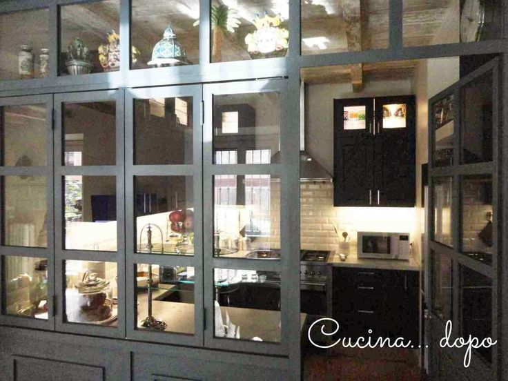 Pareti divisorie per cucina soggiorno cerca con google for Vetrate divisorie cucina soggiorno
