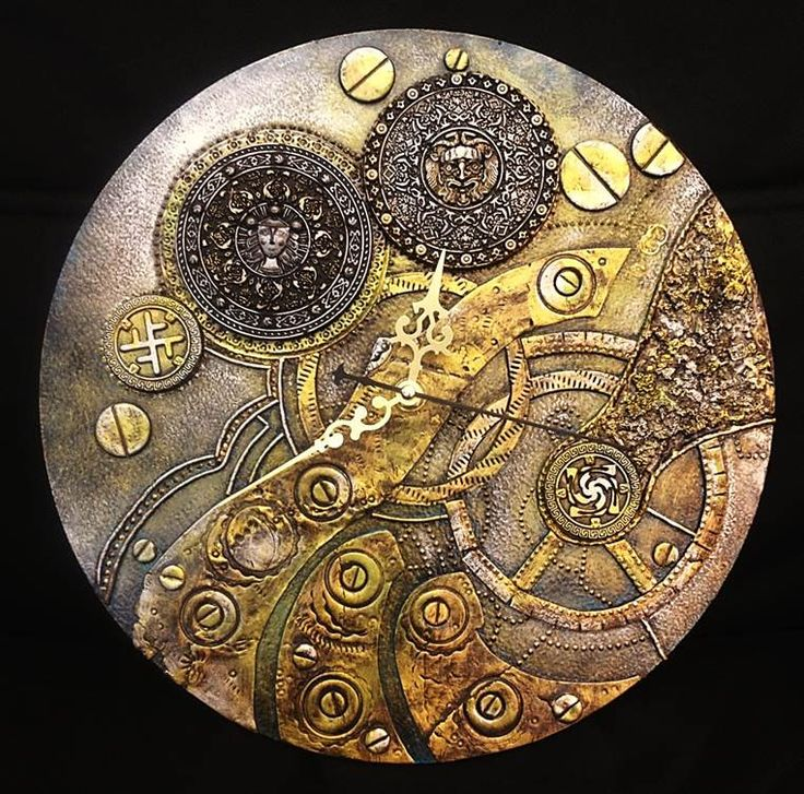 Slavic Talisman Clock for your home interior, Unique wall Clock, Talisman, Unusual wall clocks, Slavic, Home decor, Gift idea by DOSHE on Etsy