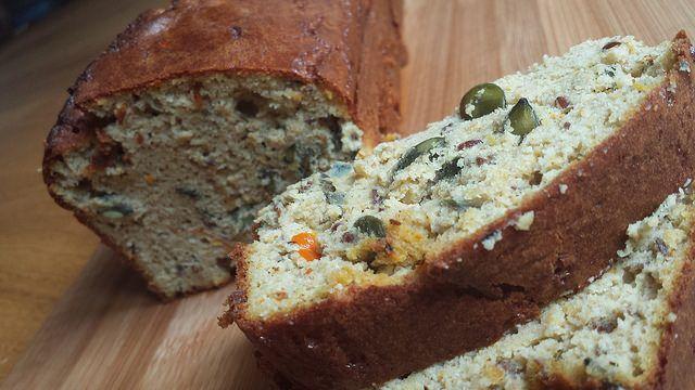 Heerlijk pompoenbrood recept uit het boek 'Powerfood' van Rens Kroes