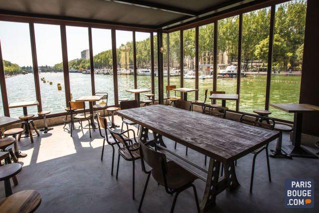Les 43 meilleures images du tableau terrasses paris sur - Restaurant terrasse ou jardin paris limoges ...