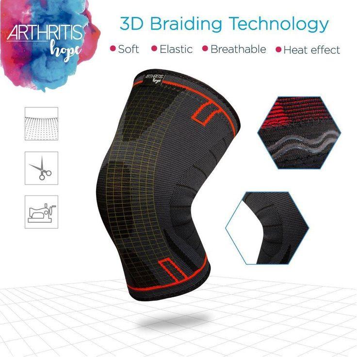 Compression Sleeve for Knee Arthritis