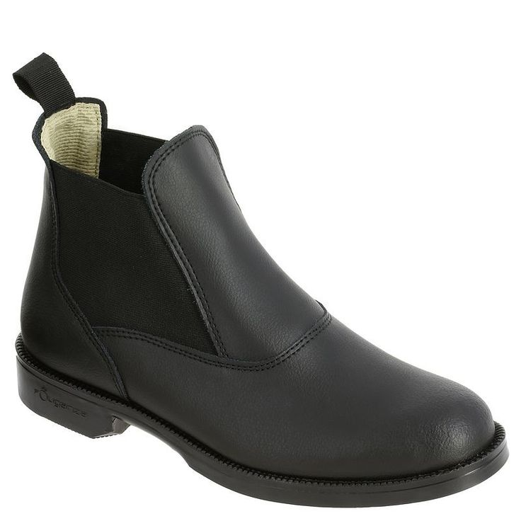 Found great Chelsea boots in the horseback riding aisle in Decathlon