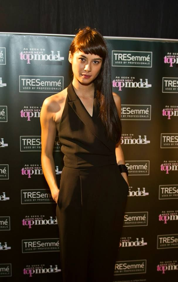 Maria renata in tresemme event at foundry8