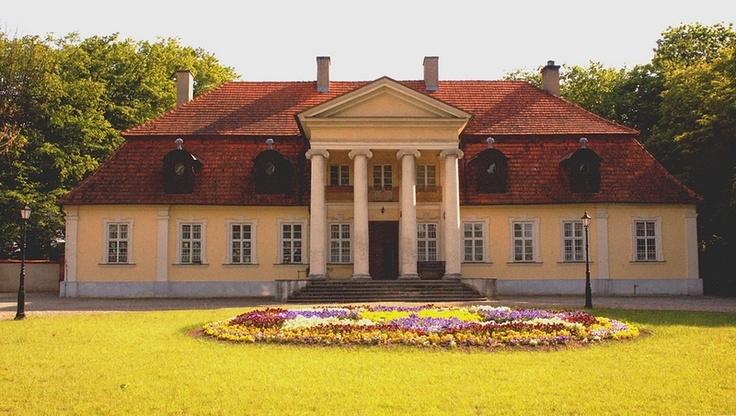 Koźminek. Modernised in 1906-1907.