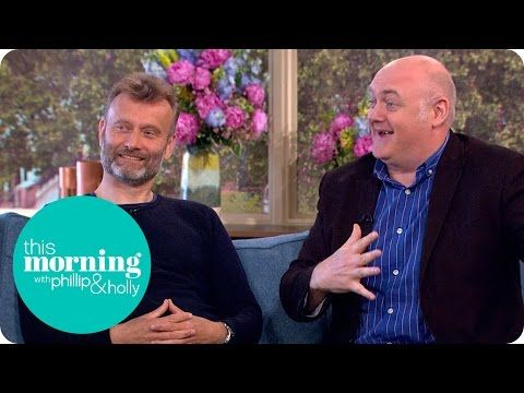 Dara O Briain And Hugh Dennis Talk 150 Episodes Of Mock The Week | This Morning - YouTube Z