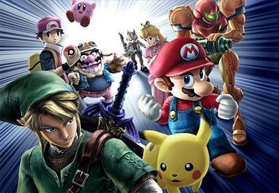 #Smash # VideoGames