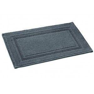 Badteppich mit großer Farbauswahl. Gewebter, fusselfreier Baumwoll-Badteppich mit 10 mm Florhöhe. Erhältlich in 24 Farben.