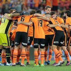 Hyundai A League - Brisbane Roar FC v Central Coast Mariners