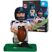 Jimmy Graham OYO Sports Seattle Seahawks Player Minifigure