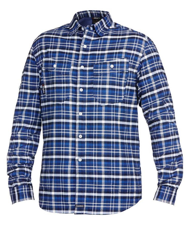 Tradies Flannel Over Shirt