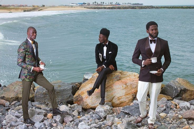 This Little-Known African Men's Brand sure makes a Dandy Suit | Messy Nessy Chic Messy Nessy Chic Taryor Gabriels