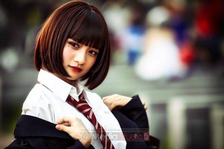 "ph. © Alex Lloyd "" Japanese Schoolgirl"""