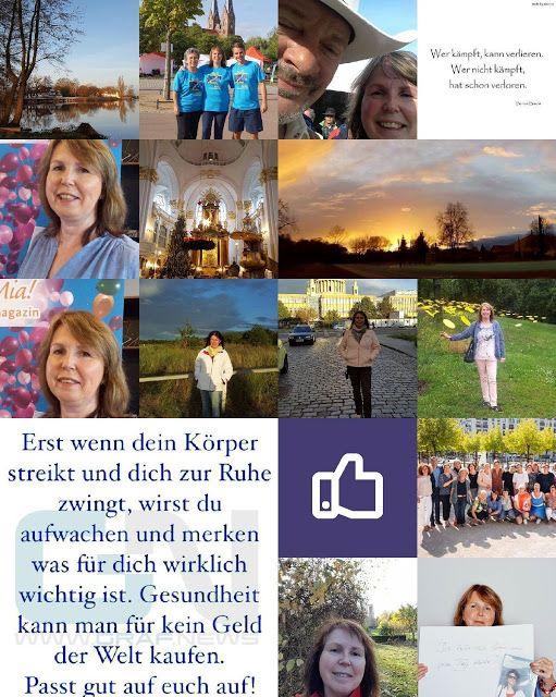 Mein Leben mit Brustkrebs : Montag, 23.01.2017, Wochenstart