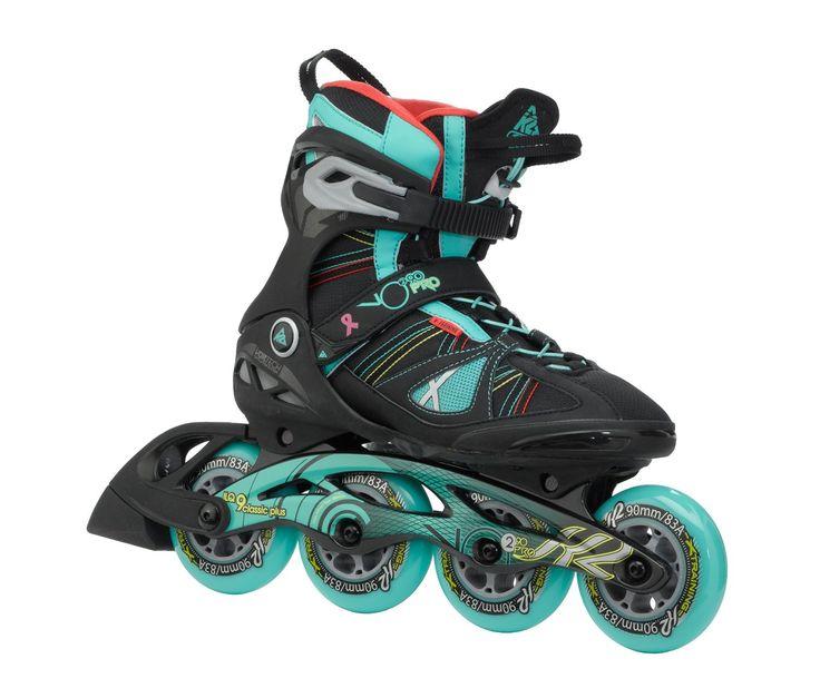 K2 Damen Inline Skate V02 90 Pro W: Amazon.de: Sport & Freizeit