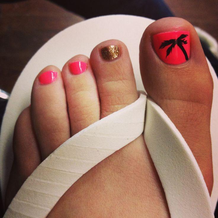 Karma Salon and Spa, Delhi Ontario -- Vacation nail art ...