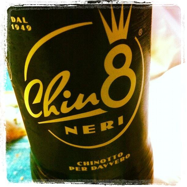 Chinotto! Italian soda that's better than Coke