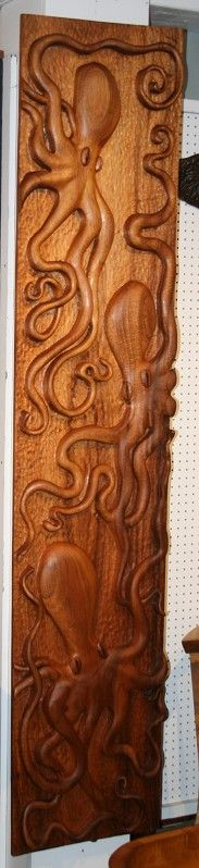 2013 Winter Wood Show  - Dancing in Darkness. I could see using this as a medicine cabinet door.