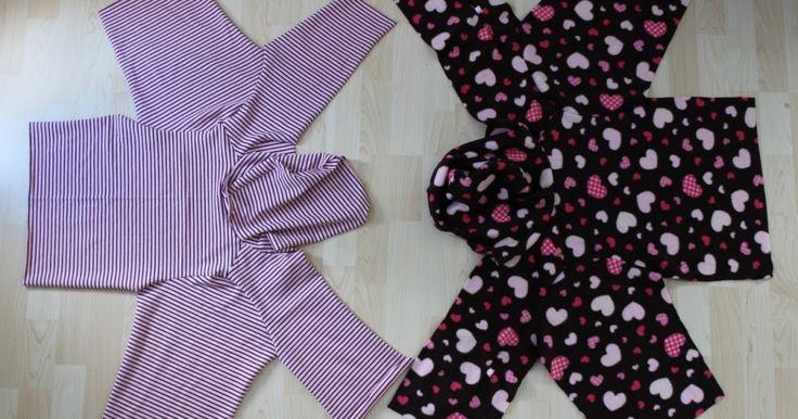 Baby Accessories Anleitung zum Füttern und Verstürzen von Jacken     Ist das bei euch auch imme...