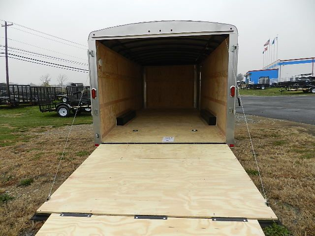 Carry-On 8.5 x 18 Enclosed Car Trailer – 7,000 GVW
