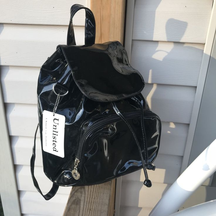 Vintage Backpack Handbag 90s                      – LyndiLaneVintage