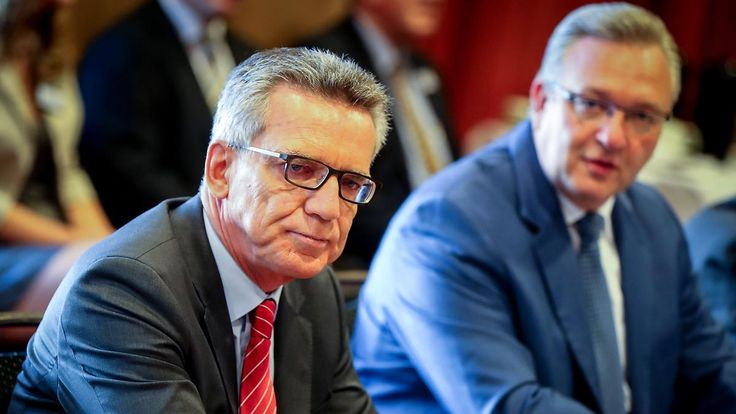 Burkaverbot, doppelte Staatsbürgerschaft: Unionsinnenminister einigen sich auf Kompromiss