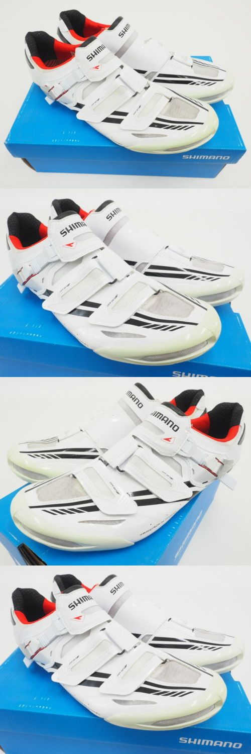 Men 158986: New! Shimano R320w 3-Bolt Men S Road Cycling Shoes Size 10.5 Us, 45 Eu -> BUY IT NOW ONLY: $104.99 on eBay!