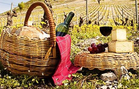 Gourmet Picnic for 2 at Alluvia Wine Estate