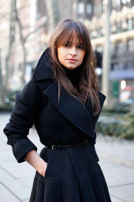 Fabulous, dramatic coat