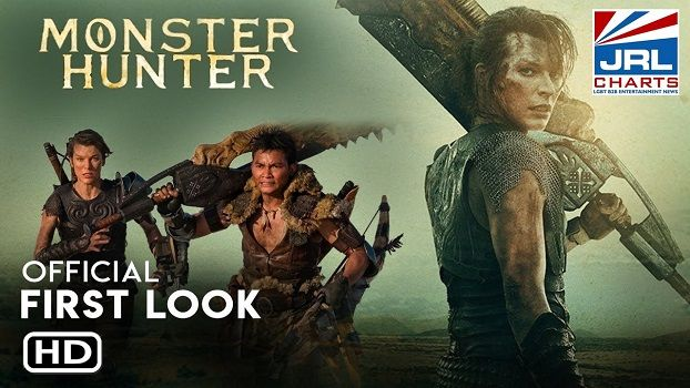 Hollywood Ca 10 03 20 Monster Hunter 2020 Is The Upcoming Action Movie From Director Paul W S A In 2020 Monster Hunter Movie The Grudge Movie Movies Out Now