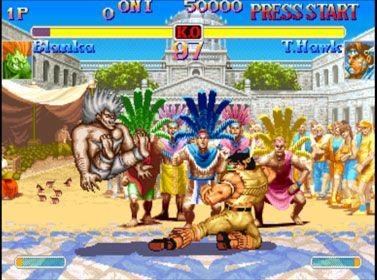 Hyper Street Fighter…