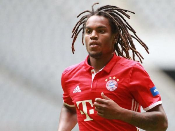 Renato Sanches, Bayern Munique, Portugal