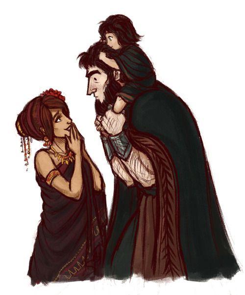 Persephone and hades percy jackson