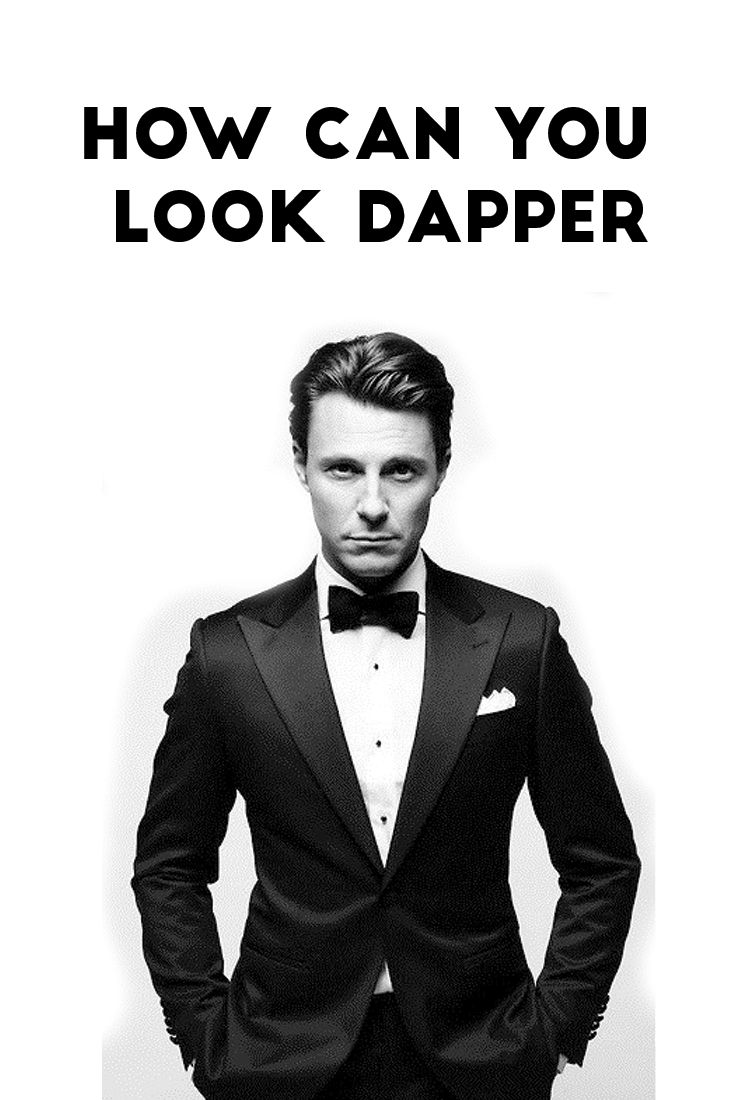 Dreaming to look dapper and walk in style? Let's make this real!