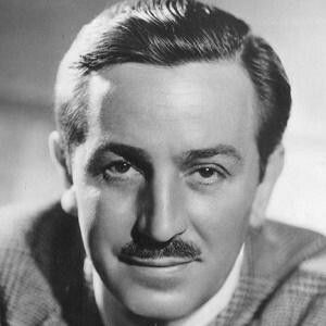 WALT DISNEY:  Dec 5, 1901 - Dec 15, 1966 (65 yr) ENTREPRENEUR: Animator, voice actor, producer, & entertainer who founded The Walt Disney Company & created the iconic character Mickey Mouse.