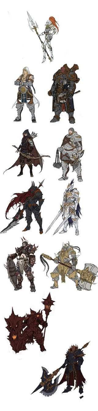 41 best 1 images on Pinterest Concept art, Character design and - presume v assume