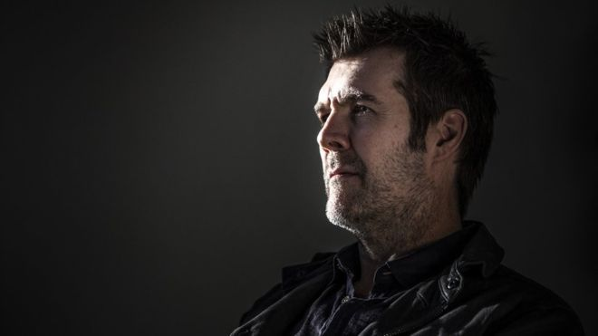Rhod Gilbert stands up to shyness