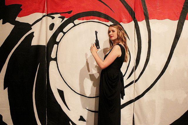 James Bond Casino Royale Party by lydiabakes, via Flickr