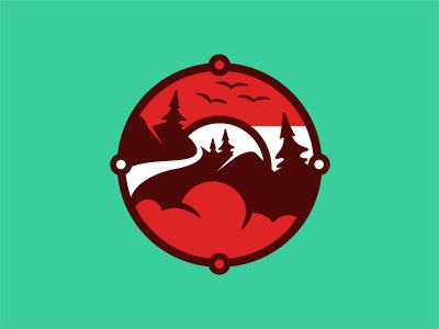 Dribbble - Austria Badge by Jonas