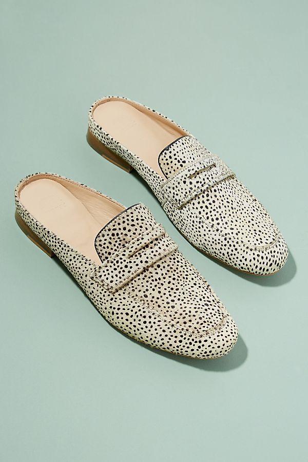 Maruti Leopard-Print Slip-On Flats