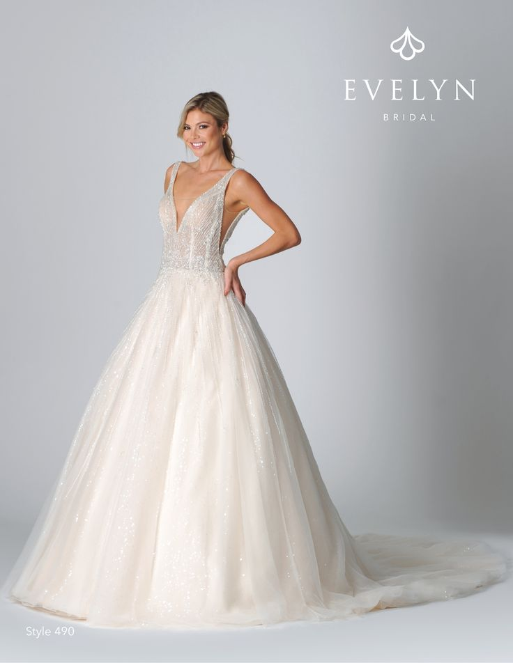 11 best Evelyn Bridal Wedding Dresses images on Pinterest | Wedding ...