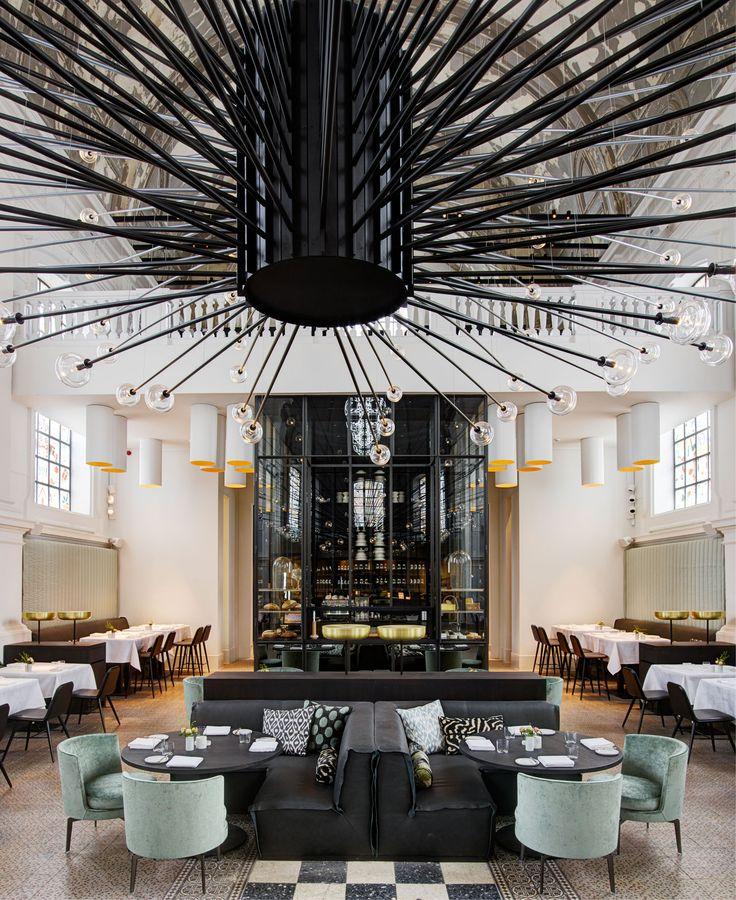 The jane antwerp divine fine dining by piet boon jane restaurantrestaurant interiorsrestaurant designrestaurant