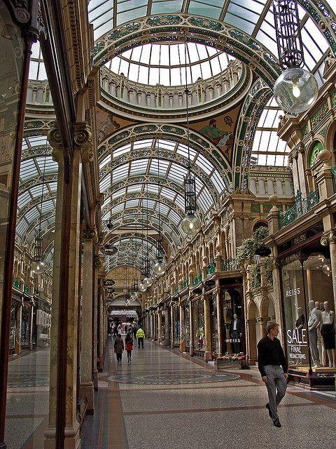 County Arcade, Leeds, England