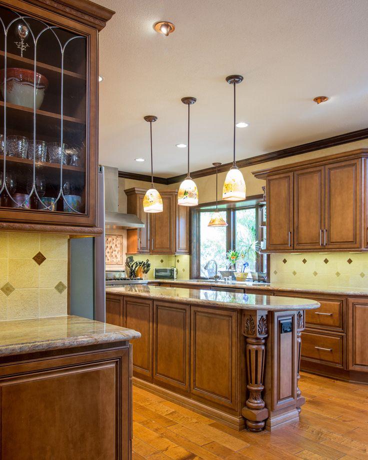 San Diego Kitchen Remodel Style Collection 71 Best Kitchens  Medium Brown Images On Pinterest  Medium Brown .
