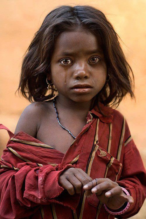 20,000 children die daily from the effects of starvation. I wonder how many of them cry each day because they have no food?    http://refuah.ca/hunger