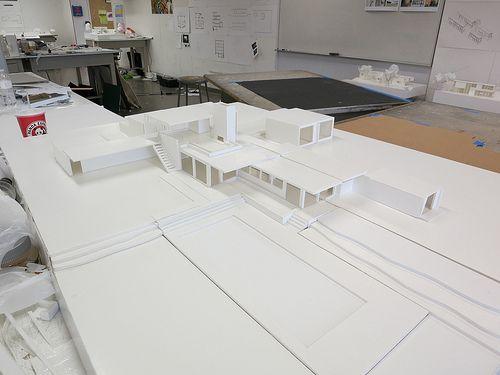 115 best model images on pinterest architecture models architectural models and model building for Cal poly pomona interior design