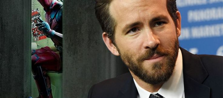 """Ryan Reynolds shares picture of Deadpool on the toilet: """"Smells like someone died"""""""