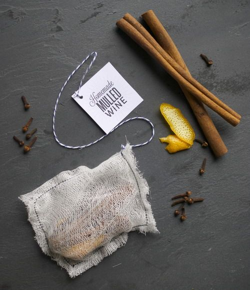 Stocking Stuffer Sundays- Mulled Wine Kits with FREE downloadable labels — Livia Sweets